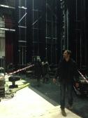 Backstage feeling VIP